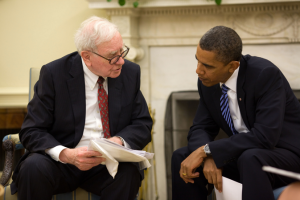 Where America Is Heading According to Buffett