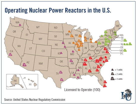 is a live nuclear reactor in your backyard profit from uranium today