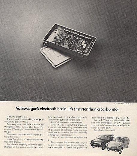 volkswagen microchip