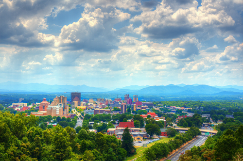 Best places to retire in North Carolina including Asheville