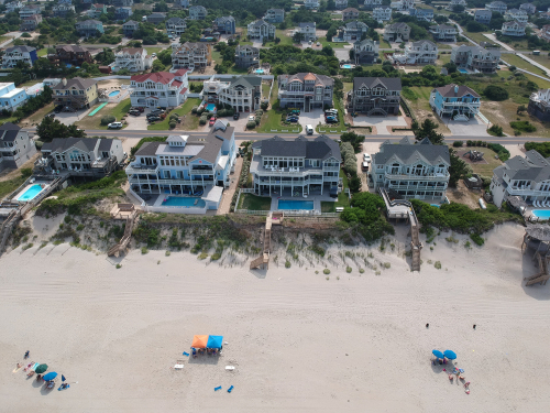 Best places to retire in North Carolina including Corolla